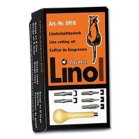 Linocut Equipment Brause 891B