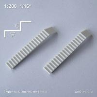 Treppe 18/27 Breite 5,0 mm