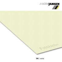 Fotokarton 300g/m² A3 - 04 vanille