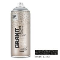 Montana Graniteffekt schwarz