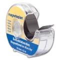 magnetoplan Magnetic Tape Dispenser, black