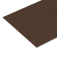 Brown Cardboard dark brown, consistent toned