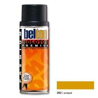 Molotow Premium 262 mustard yellow
