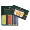 Polychromos Color Pencils - Metal Set with 60 Colors
