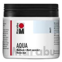 Aqua-Mattlack 500 ml Dose