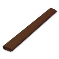Fine Crepe 32 g/m² chocolade brown