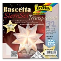 Craft Kit Bascetta Star white transparent