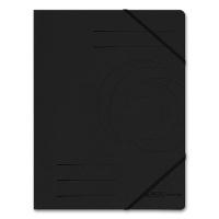 Eckspanner Colorspan A4 schwarz