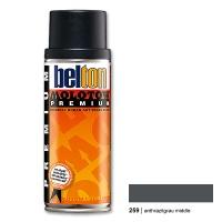Molotow Premium 259 anthracite grey middle
