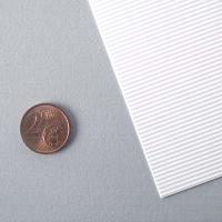 Trapezoidal Sheet, Grid 1,5 mm