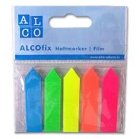 Alcofix transparente Haftmarker in Pfeilform