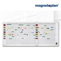 magnetoplan Aktivitäten-/ Urlaubsplaner 45, 5-Tage-Woche