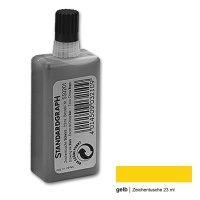Drawing Ink 23 ml yellow