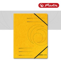 Eckspanner Colorspan A4 gelb
