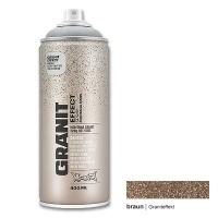 Montana Graniteffekt braun