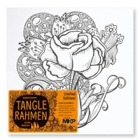Tangle Frame Motive Rose