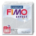 Fimo Effect Metallic Colour 81 silver