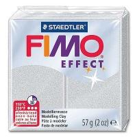 Fimo Effect Metallicfarbe 81 silber