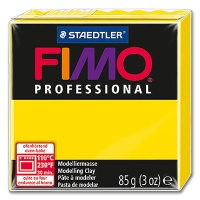 Fimo Professional 100 true yellow