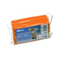 Plasticine 500g orange