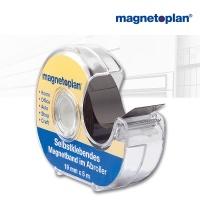 magnetoplan Magnetband Spender, selbstkl., schwarz