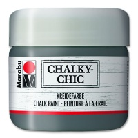 Marabu Chalky-Chic 225 ml, schiefer