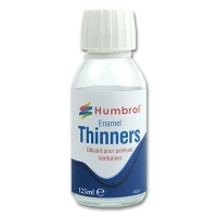 Paint Thinner for Enamel, 125 ml Bottle