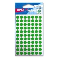agipa Marking Points, Ø 8 mm, green