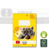 Herlitz Exercise Book Lin. 2 A5
