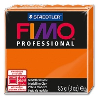 Fimo Professional 4 orange