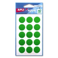 agipa Marking Points, Ø 19 mm, green