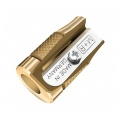 Pencil Sharpener Pollux, made from Brass