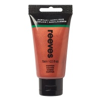 Reeves Acrylic 75 ml, 803 copper