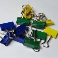Foldback Clips, colored