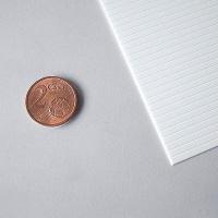 V-Grooves, Grid 2,5 mm
