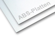 ABS Boards White