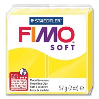 Fimo Soft 10 lemon