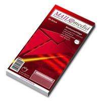 Elepa Envelope DIN long, white, 80 g