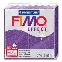 Fimo Effect Glitterfarbe 602 lila