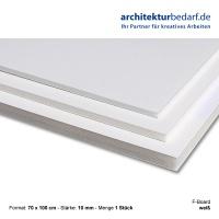 F-Board 70x100cm, Stärke 10mm