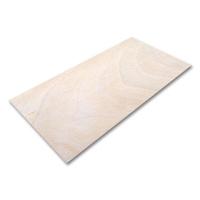 Birch Plywood Laser-Suitable 495 x 1000 x 0,6 mm