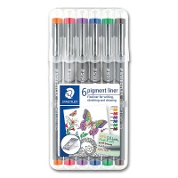 Pigment Liner - Assorted colours 0,5 mm