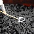 Briquettes Rekord, black 75g