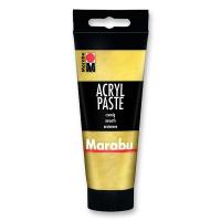 Marabu Acrylpaste, gold, 100 ml