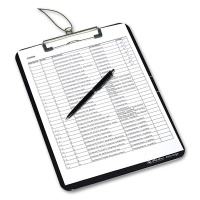 Clipboard, All-Plastic, very strong