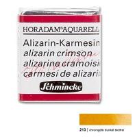 Horadam Watercolor 1/2 Pan chrome yellow dark lead-free