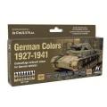 Model Air Set German Vehicles Colors 1927-1941 (8)