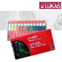 Lukas Terzia Ölfarbe