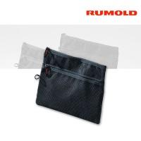 Mesh-bag black für A5, 245x180mm