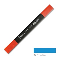 Delta Marker royal blue 70